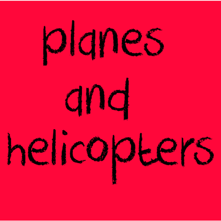 Picture for category Planes and Helicopters