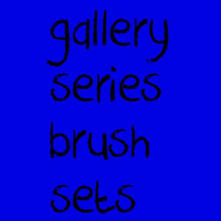 Picture for category Gallery Series Brush Sets