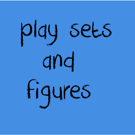 Picture for category Playsets and Figures